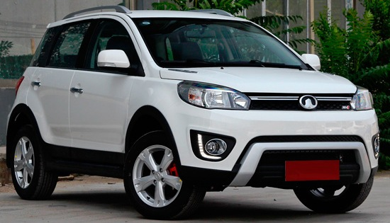 GREAT WALL HOVER M4 2018