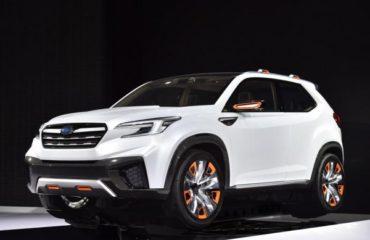 Новости Subaru 2018