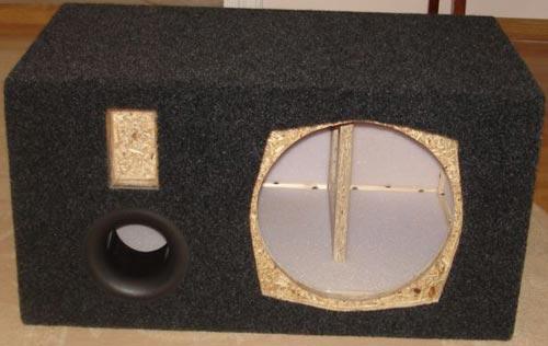 Короб для сабвуфера своими руками: чертежи, схемы, фото и 54