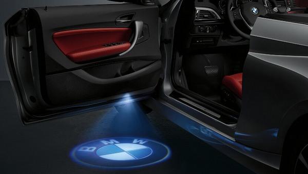 Лазерная подсветка салона авто