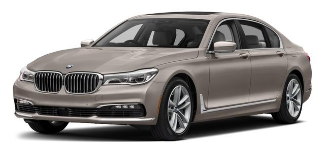 BMW 7 2018