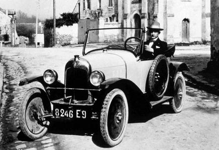 1919 Citroen Type A 001