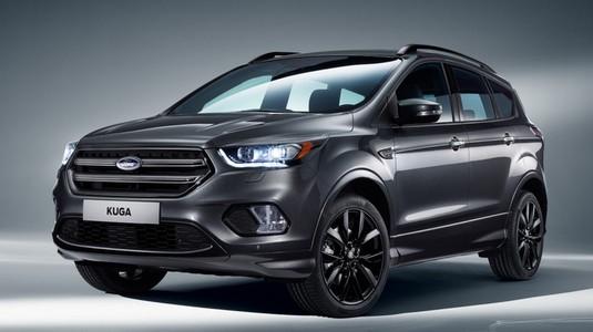 New Ford Kuga 2019