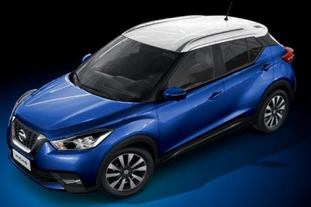 Nissan Kicks Fan Edition