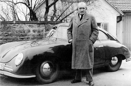 Porsche-history