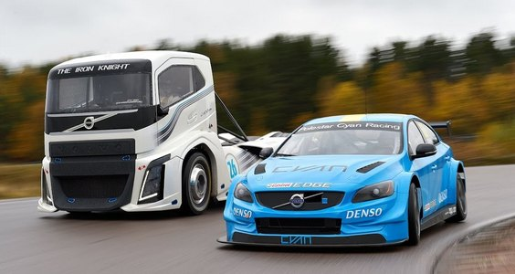 Volvo Cars, Trucks