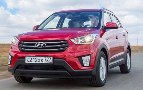 Hyundai Creta 2019 compact