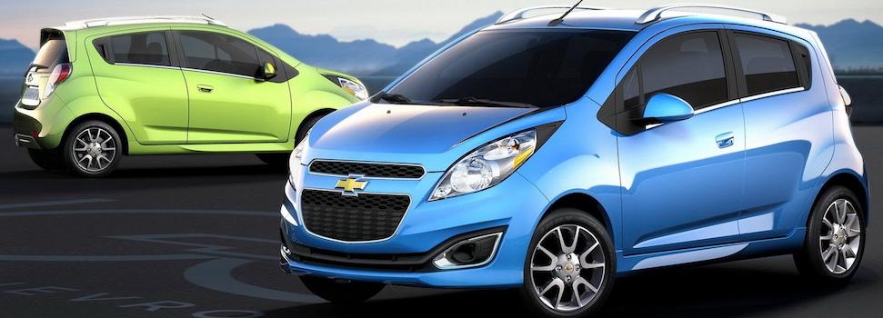 New model Chevrolet