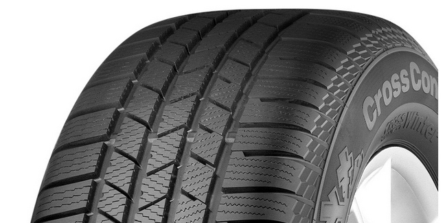 Continental ContiCrossContact Winter 265 70 R16 112T
