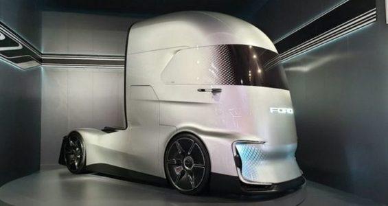 Ford F-Vision Future