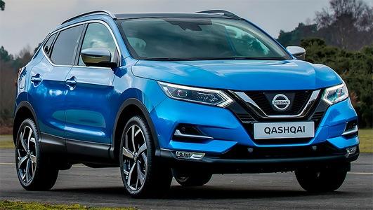Nissan Quashqai 2019