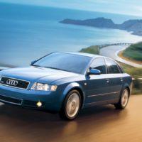 Audi a4 :1