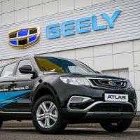 Geely Atlas 2018 3