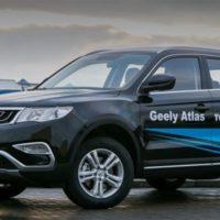 Geely Atlas 2018 4