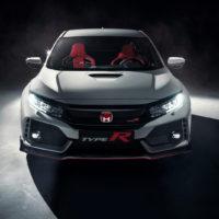 Honda Type R 2019:1