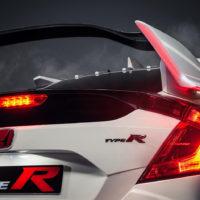 Honda Type R 2019:3