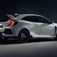 Honda Type R 2019:6