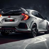 Honda Type R 2019:8