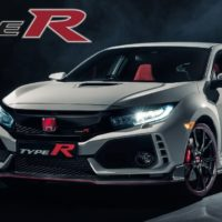 Honda Type R 2019:9