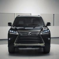 LexusLX Inspiration Series:1