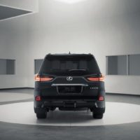LexusLX Inspiration Series:3