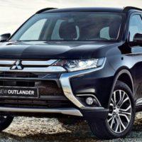 Mitsubishi Outlander 2018 6