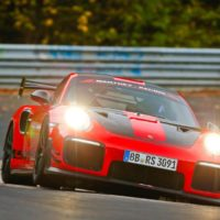 Porsche – 911 GT2 RS MR