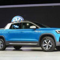 Volkswagen Tarok 2018 1