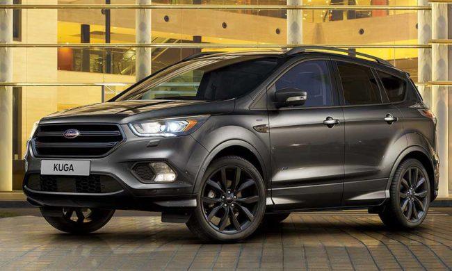 Ford Kuga 2018: новая модель тихого внедорожника